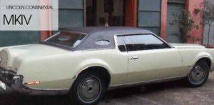 Lincoln Continental MkIV