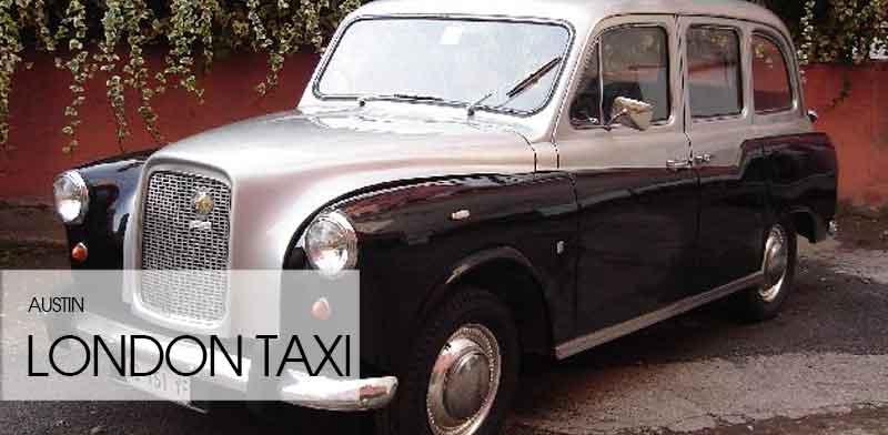 austinl ondon taxi