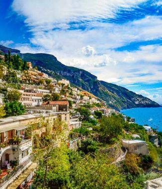 amalfi coast tour from rome