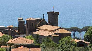 Bolsena and Viterbo Tour