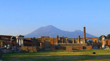 tour pompei