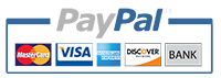 payment allowed paypal mastercard visa cash