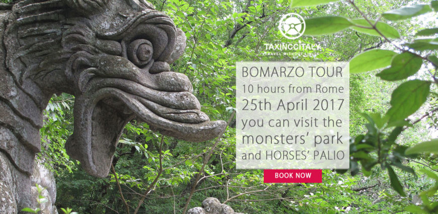 Bomarzo tour