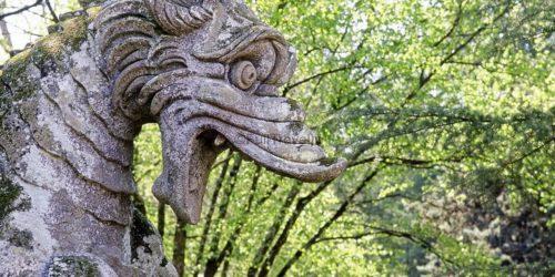 Parco dei mostri - Il drago