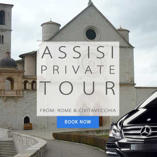 Assisi tour from Rome