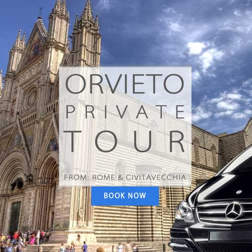 orvieto tour from Rome
