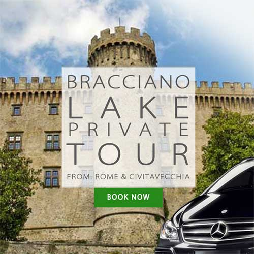 Bracciano Lake Tour from Rome & Civitavecchia