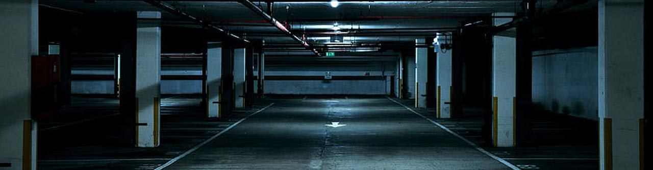 Private car park Rome