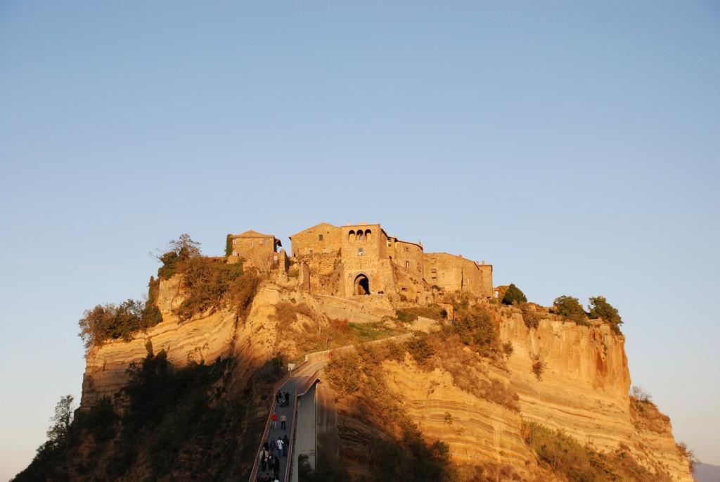 Civita di Bagnoregio la candidatura come patrimonio mondiale UNESCO