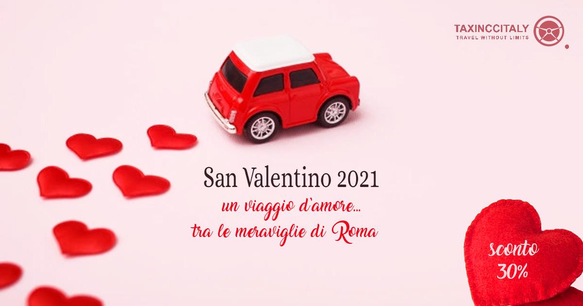 idee viaggio per San Valentino 2021